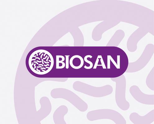 Logotipo Biosan